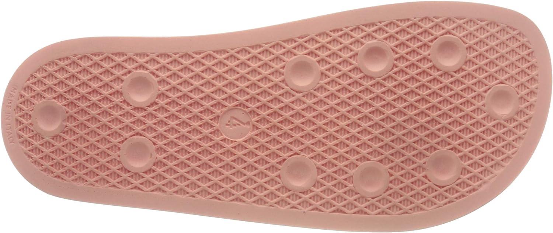 adidas Adilette, Chaussures de Plage & Piscine garçon Rose Rosa Rosa