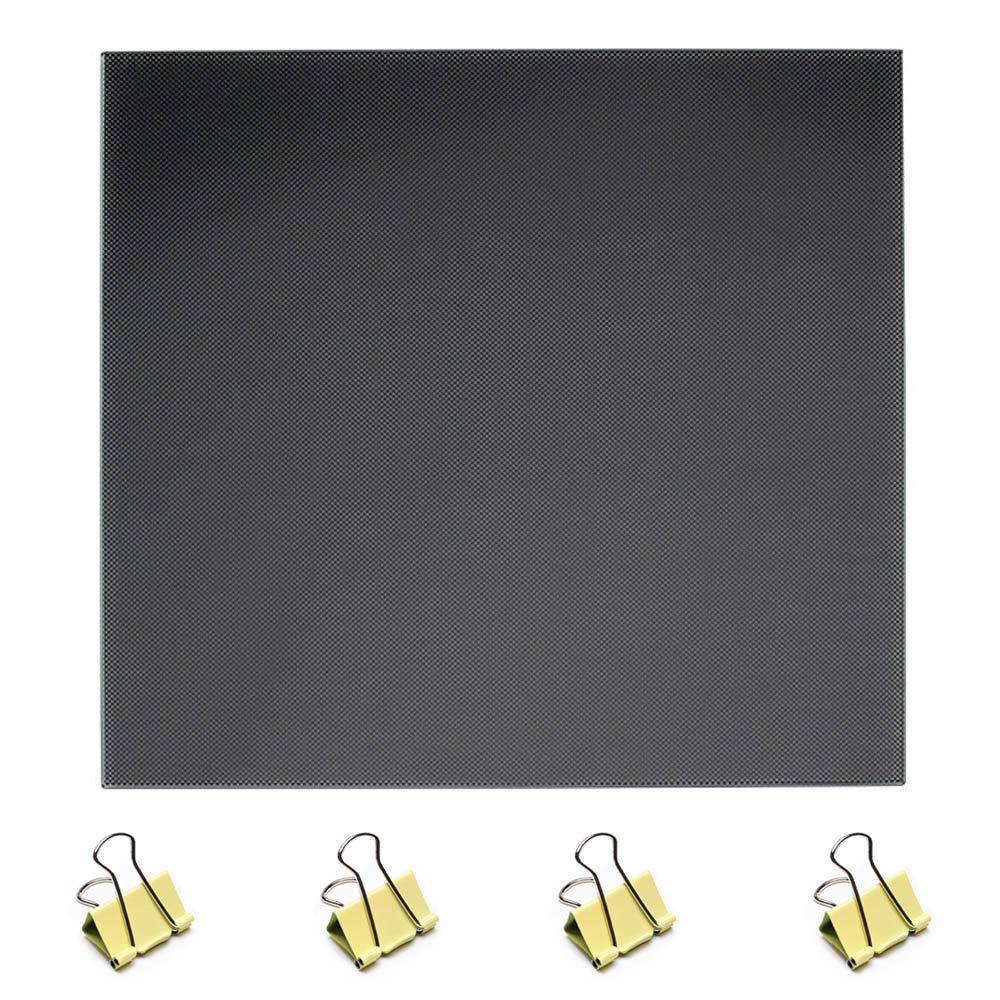 Notail Heat Bed Glass Plat 235 x 235 mm, plaque de verre imprimante 3d,Accessoires pour imprimante 3D Verre à treillis Accessoires pour imprimante 3D Verre à treillis .