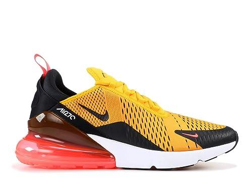 Unisex Air Max 270 Tiger Black University Gold Zapatillas de Running para Hombre Mujer: Amazon.es: Zapatos y complementos