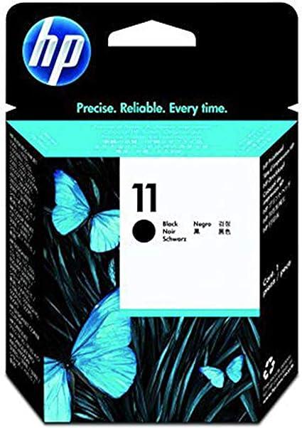 HP C4810A - Cabezal de impresión HP 11, negro: Amazon.es: Oficina ...