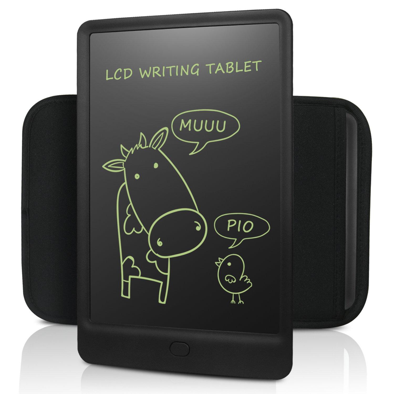 NEWYES 10 Pulgadas Tableta de Escritura LCD Almohadilla con Llave de Bloqueo Tablero de Dibujo para