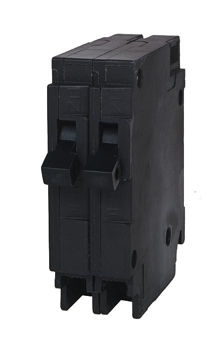 murray mp1520 one 15 amp and one 20 amp single pole 120v circuitmurray mp1520 one 15 amp and one 20 amp single pole 120v circuit breaker magnetic circuit breakers amazon com