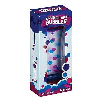 Toysmith Liquid Motion Bubbler (Various Colors): Toys & Games