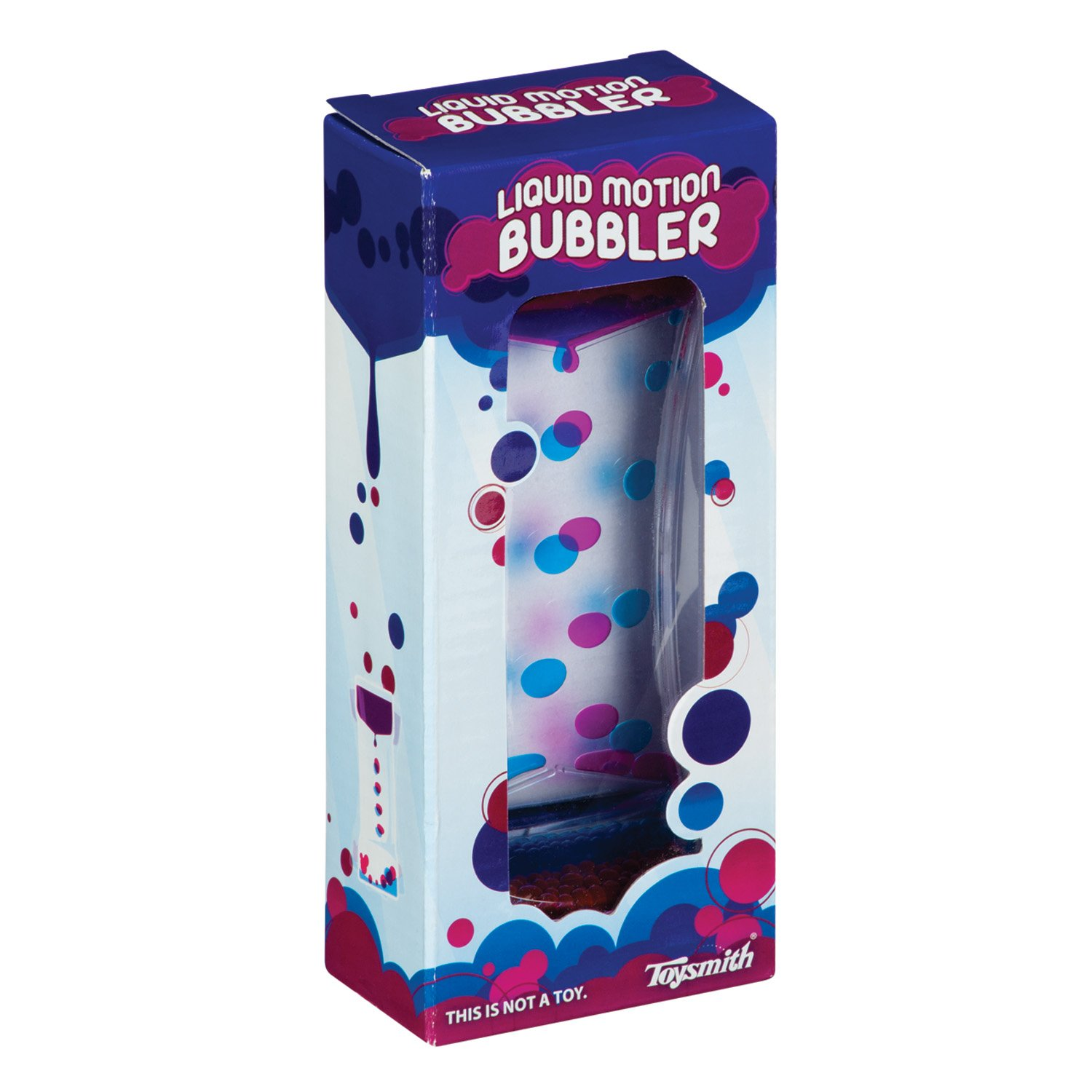 Toysmith Liquid Motion Bubbler (Various Colors)  61a3e2fedc