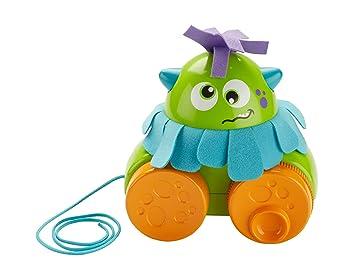 Fisher-Price Monstruito gira gira, juguete para bebé +1 año ...