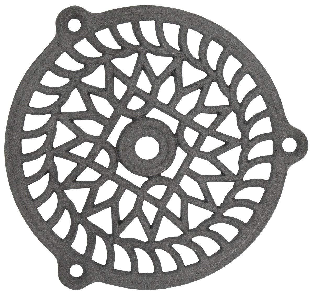 Diam/ètre 160 mm Fonte JARDINIER MASSARD 259861 Grille fixe