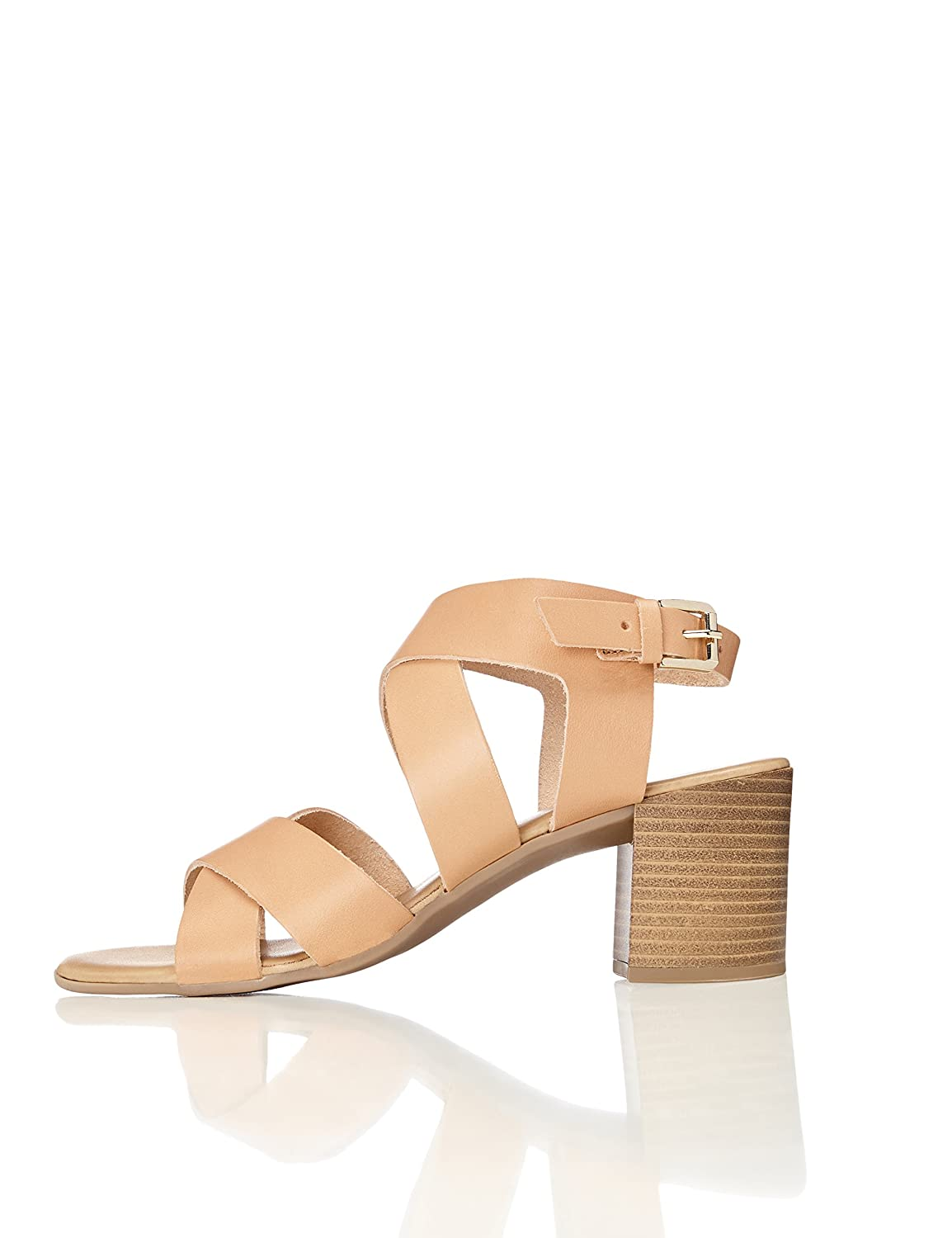 Find Mid Heel, Women's Ankle Strap Sandals by
