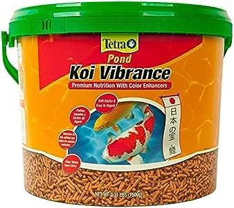 Tetra Pond 16459 Koi Vibrance Sticks 3.31 LBS (1500g)