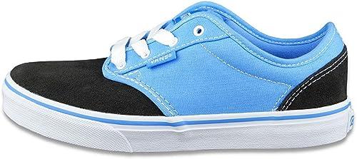 vans bleu 34