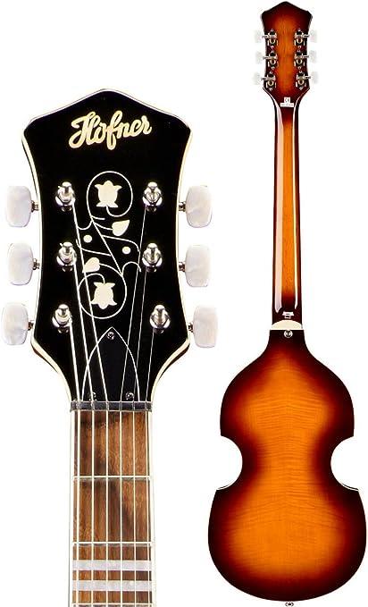 Höfner Ignition Violin Guitar 459/1 · Guitarra eléctrica: Amazon.es: Instrumentos musicales