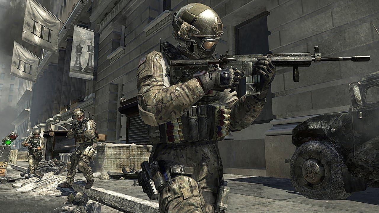 Call of duty modern warfare 2 gun - Amazon Com Call Of Duty Modern Warfare 3 Online Game Code Video Games
