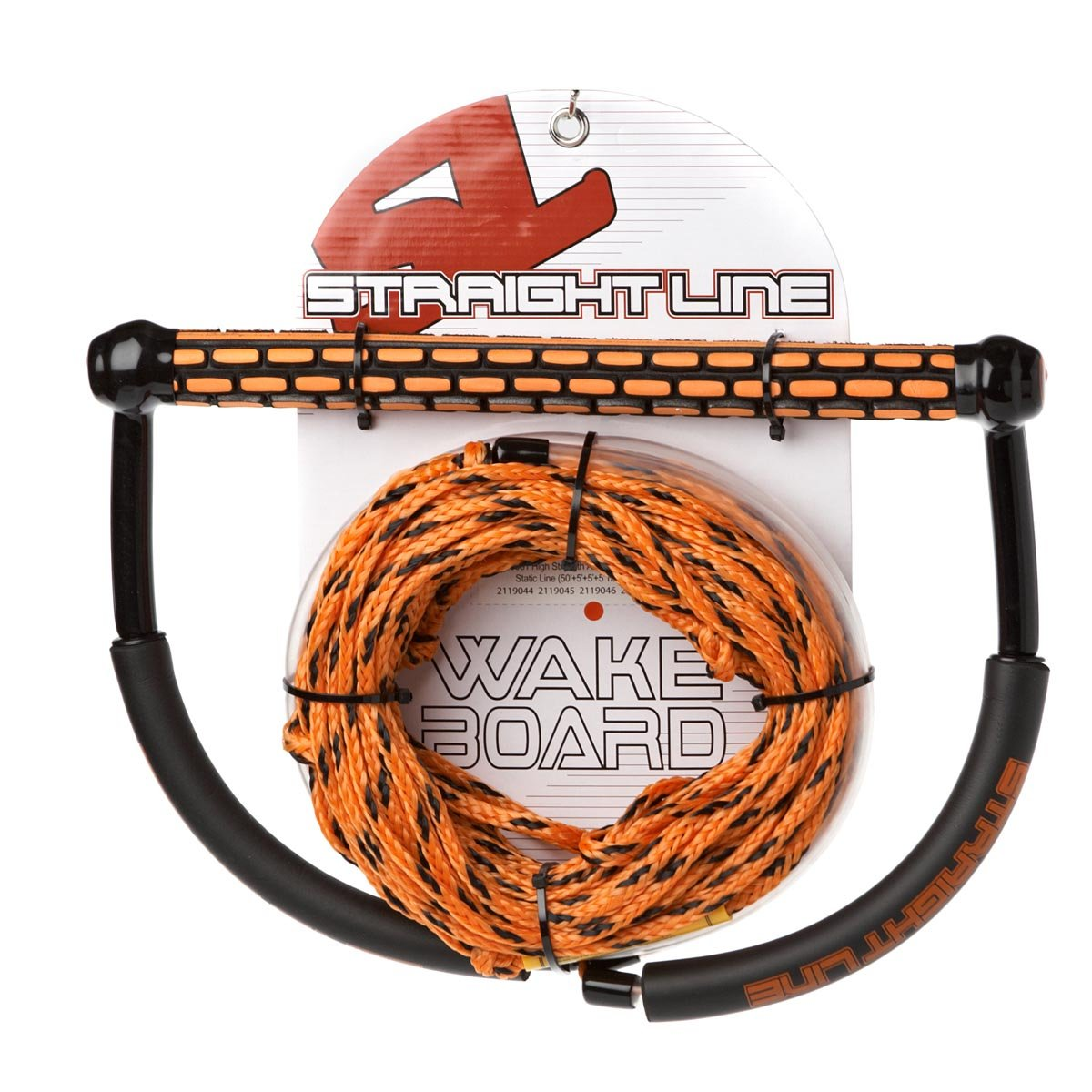 Straightline Eva TR9 - Wakeboard, color naranja