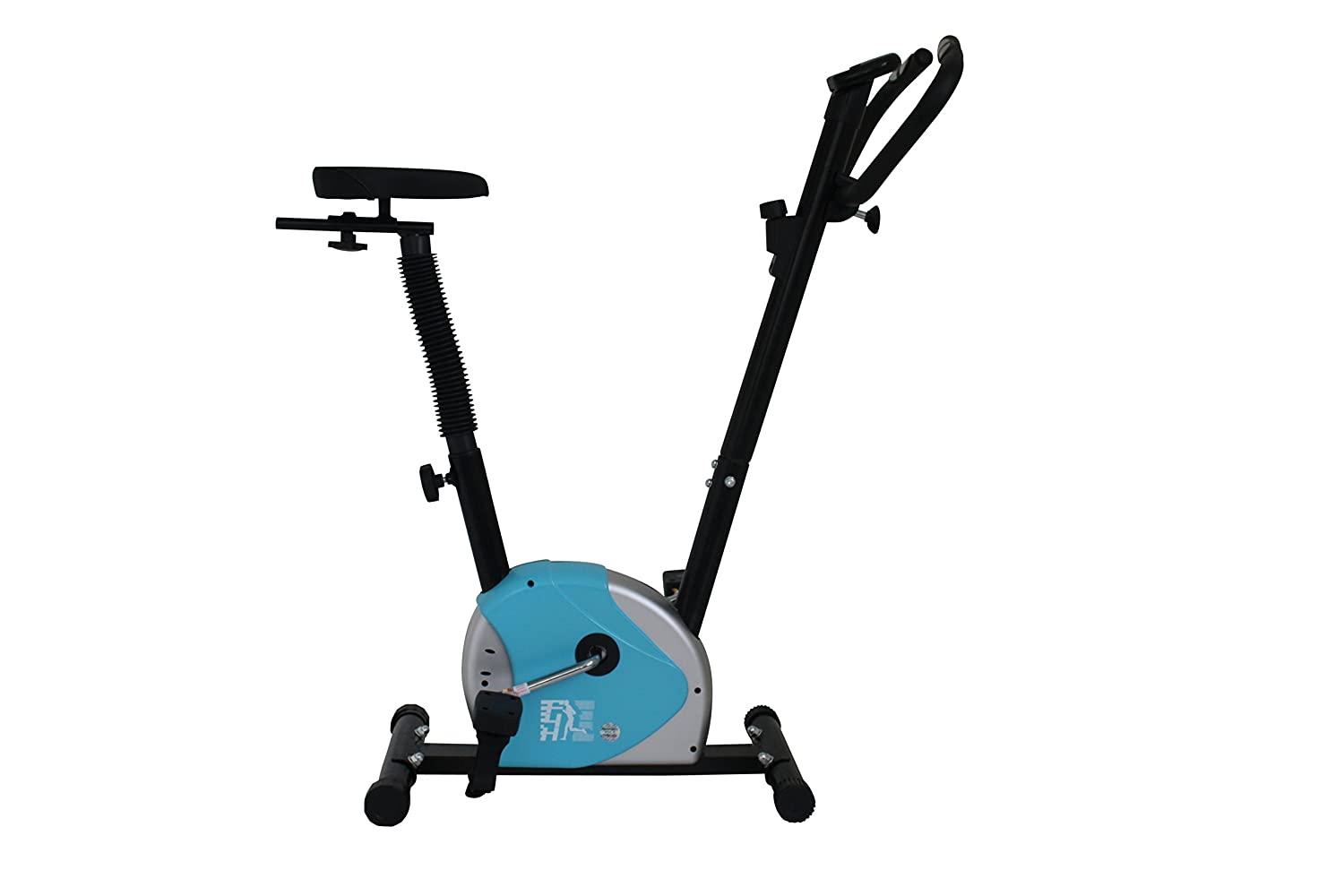 NEW 2014 OLYMPIC BELT BIKE FIT4HOME EXERCISE BIKE WITH RESISTANCE