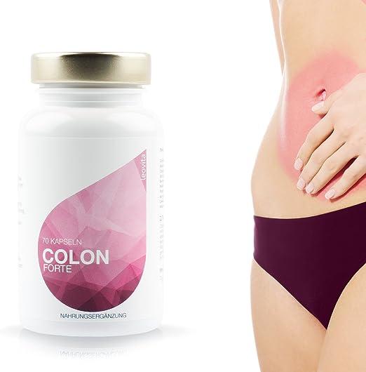 radierea detox colon curățat