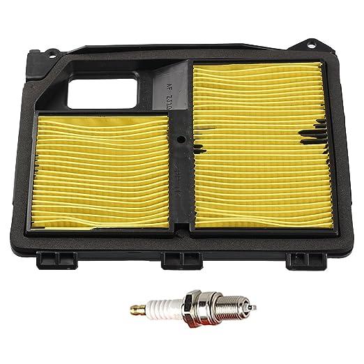 17010-zj1 - 000 filtro de aire + bujía para Honda GX610 GX620 ...