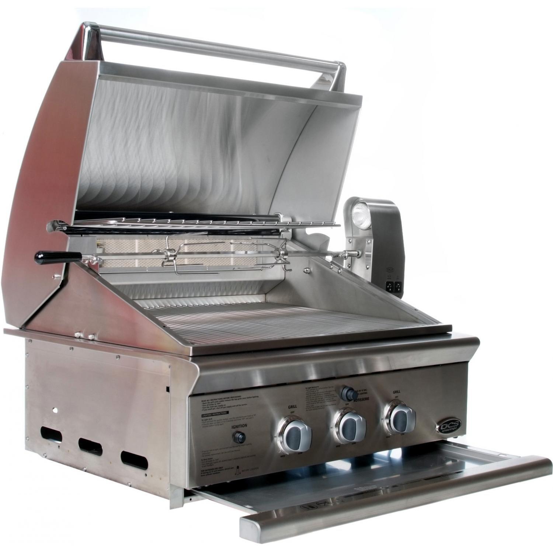 Amazon DCS BGB30 BQR N 30 Inch Natural Gas Traditional Grill