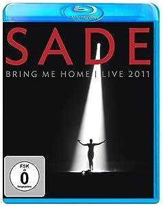 Sade: Bring Me Home - Live 2011 [Blu-ray] (Region Free)