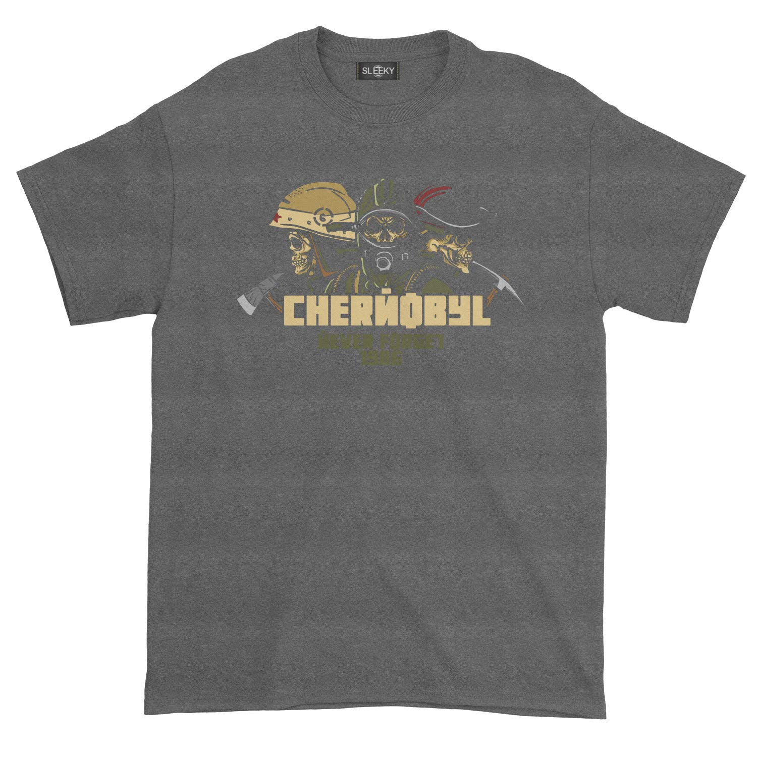 Sleeky Chernobyl Never Forget 1986 T-Shirt