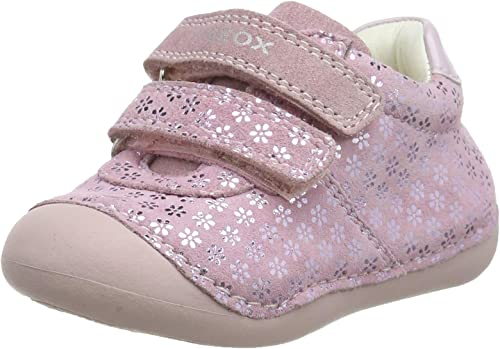 Geox B Tutim B, Sneakers Basses bébé Fille: