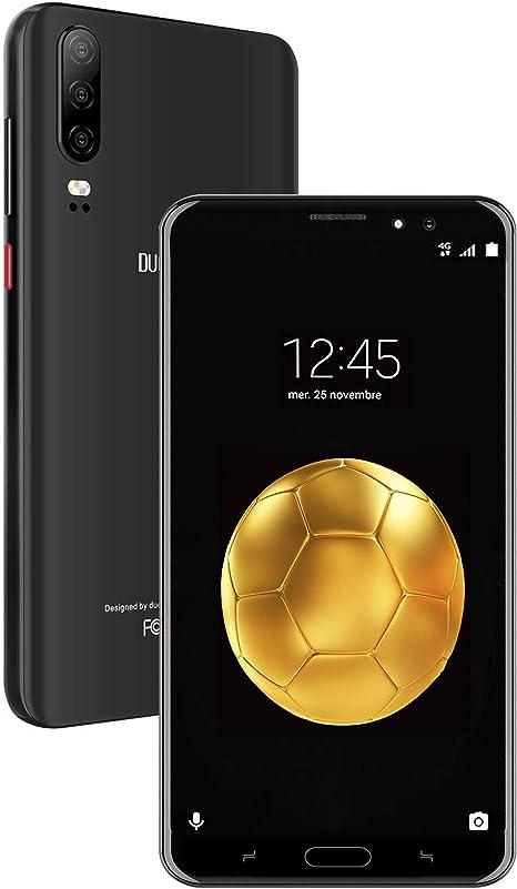 Moviles Libres 4G, DUODUOGO J5+ Android 9.0 5.5 Pulgadas 16GB ROM ...