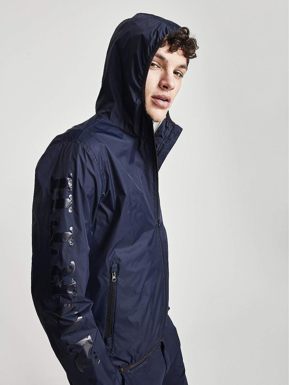 NORTH SAILS Tivara Mens Windbreaker Jacket in 100/% Recycled Polyamide Regular Fit with Hood /& Water Repellent Coating