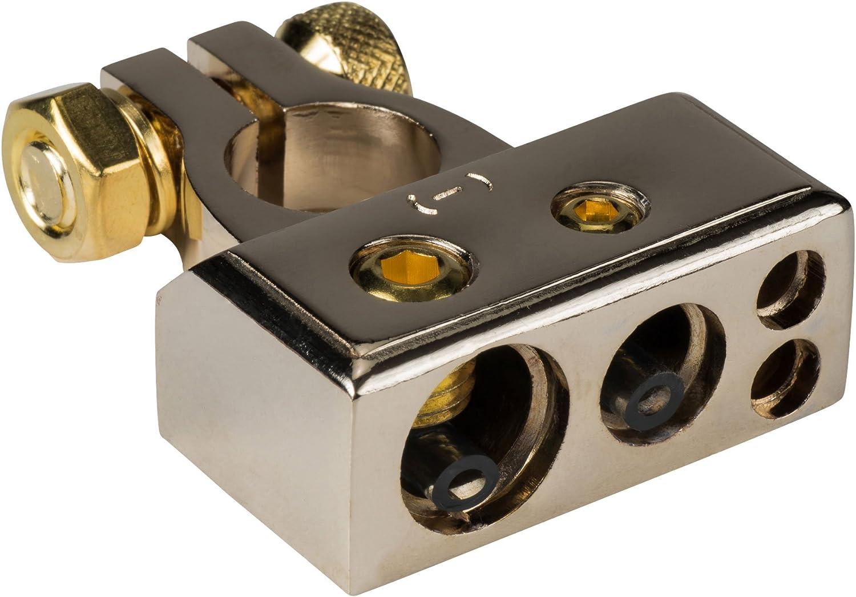 - Audtek GNBTB Gold Negative Battery Terminal Block