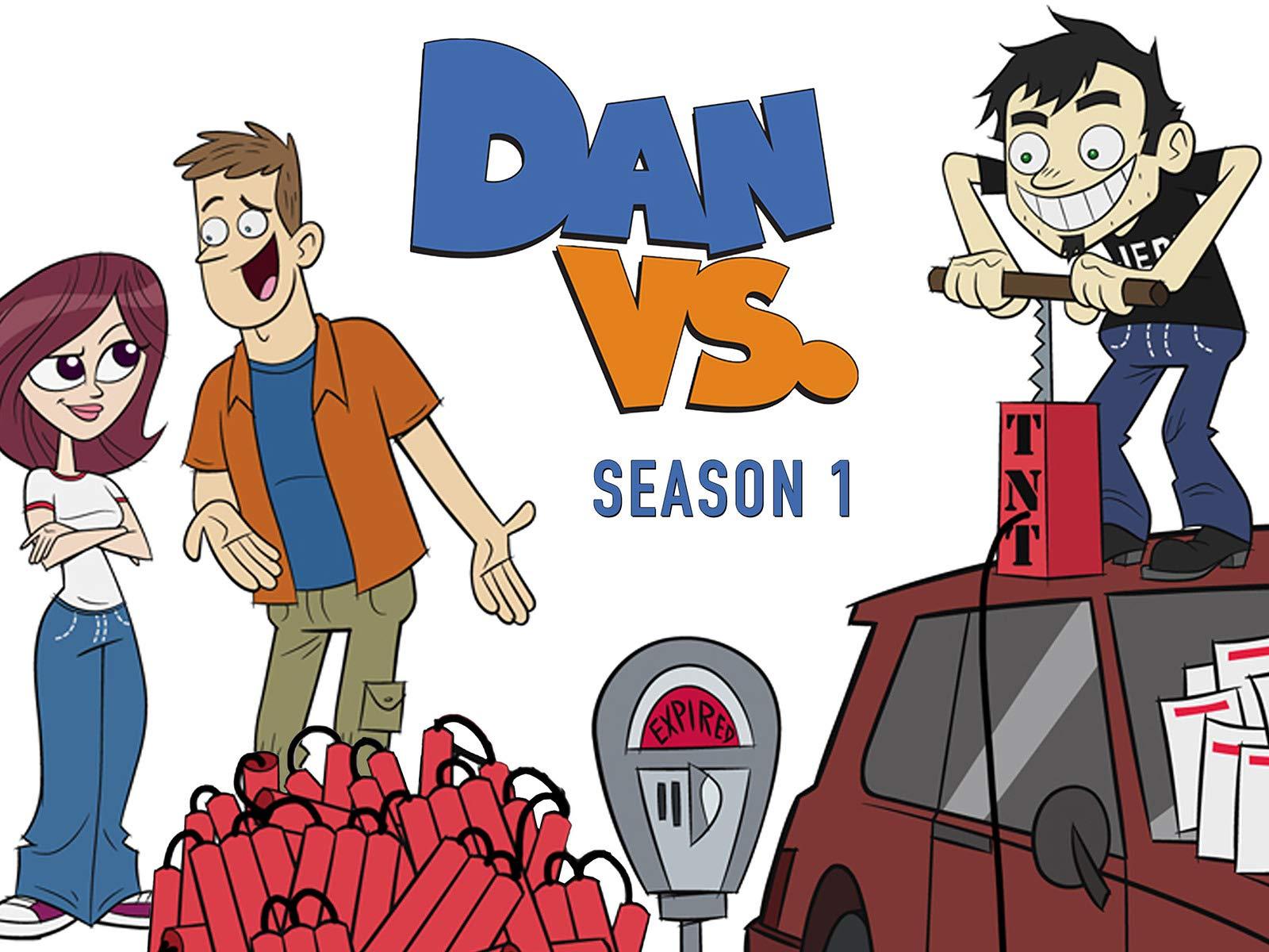 Dan Vs. on Amazon Prime Video UK