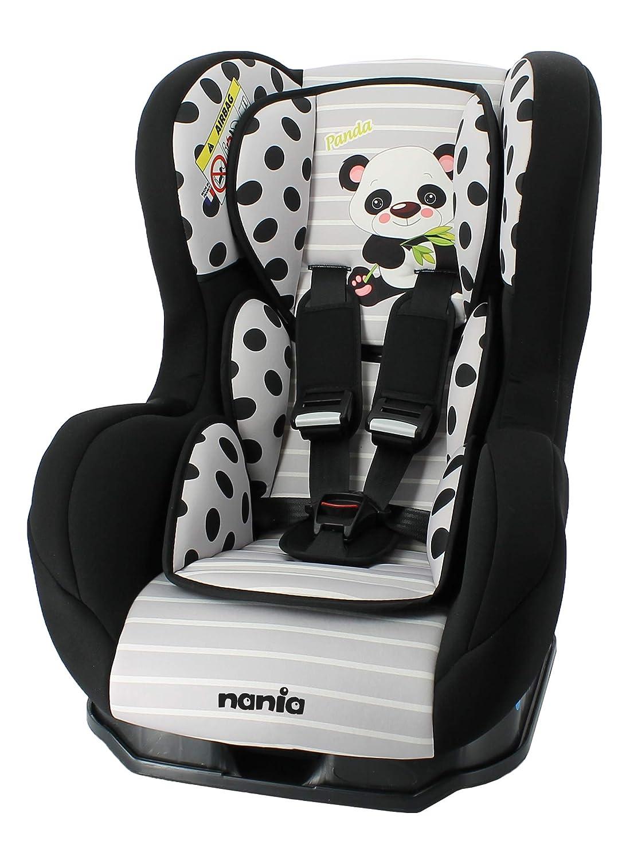 Siège auto Cosmo Grp 0/1/2 Nania Animals Panda TEAM TEX