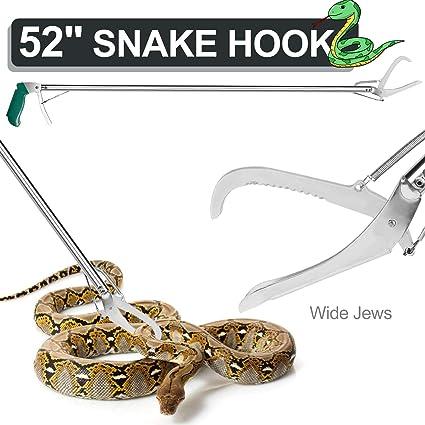 Amazon.com: GYORGKSHI - Pinzas de serpiente extra largas de ...