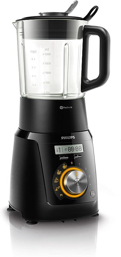 Philips Avance Collection Robot de cocina - Licuadora (Acero inoxidable, Vidrio, Polipropileno, 220-240 V, 50/60 Hz): Amazon.es: Hogar