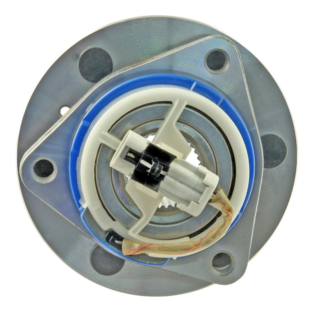 Note: 3 Bolt Mounting Flange - Brake Code 1ZF 2007 For Pontiac Montana SV6 Front Wheel Bearing and Hub Assembly x 1