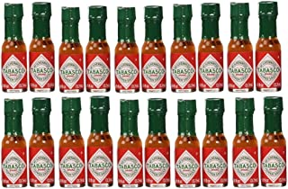 product image for TABASCO Original Red Miniatures 1/8 oz (20 Pack)