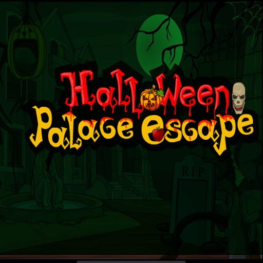 Halloween Palace Escape (Halloween Point And Click Adventure Games)