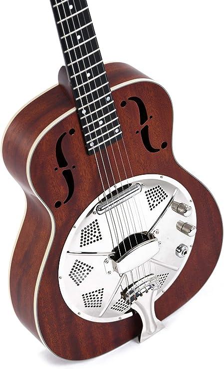 Sigma Guitars RM-140E+ - Guitarra resonadora: Amazon.es ...