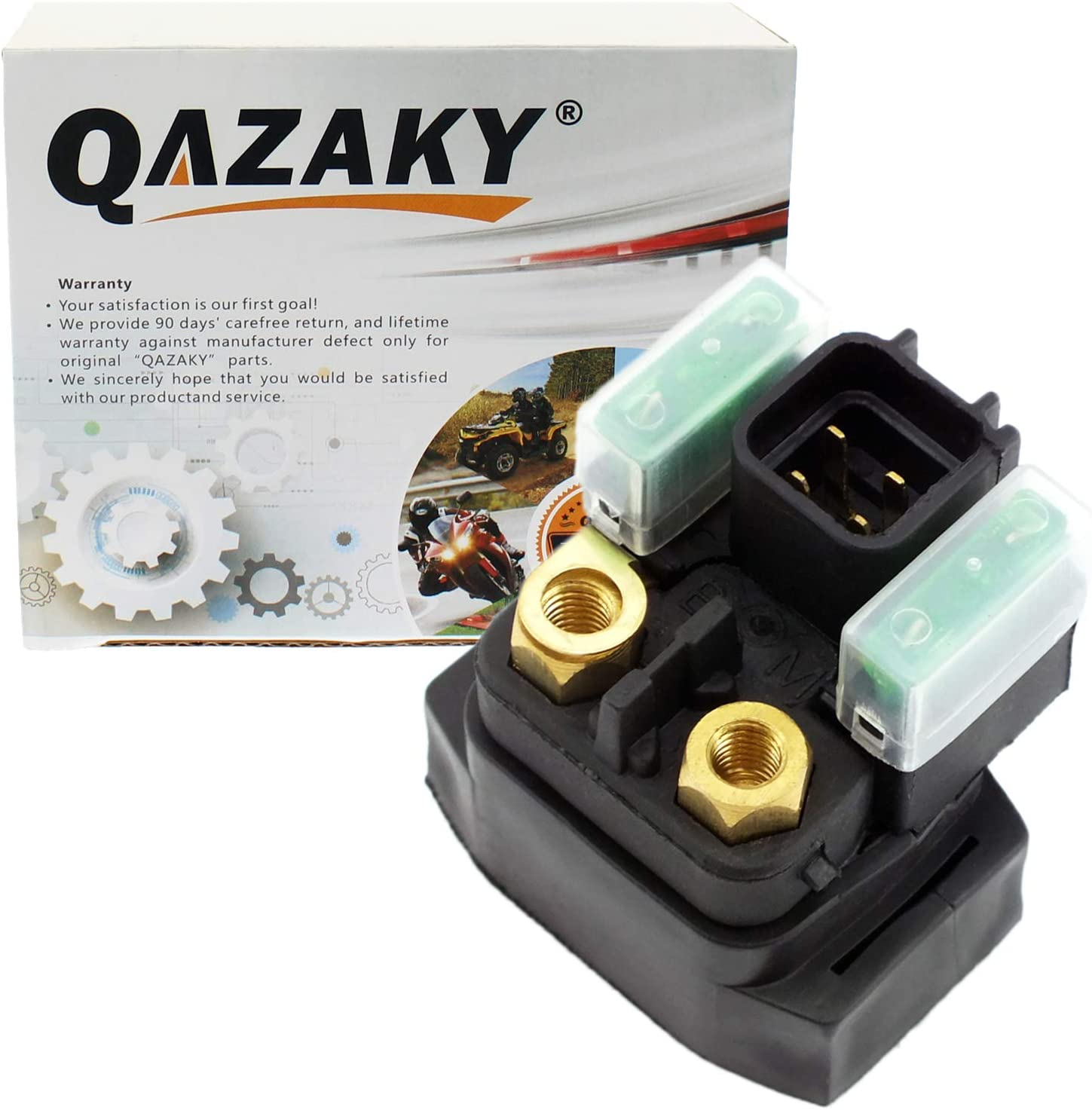 Starter Relay Solenoid For Yamaha Grizzly Raptor 550 700 2006 2007 2008