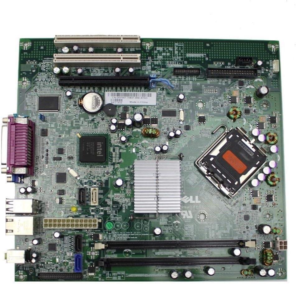 DELL CN-0KP561 Optiplex 330 - Placa Base Intel G31 (Micro BTX, zócalo 775): Amazon.es: Informática