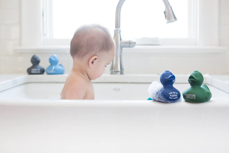 Turquoise Bella Tunno Splish Splash Wonder Duck