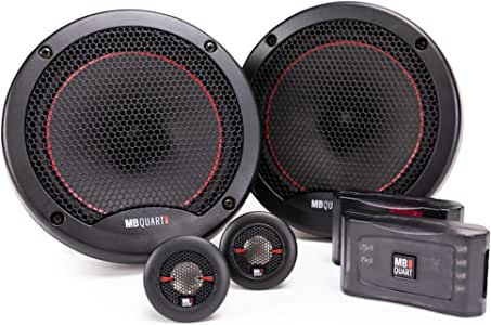 "MB Quart RS1-216 Reference Series 6.5"" Component Speakers"