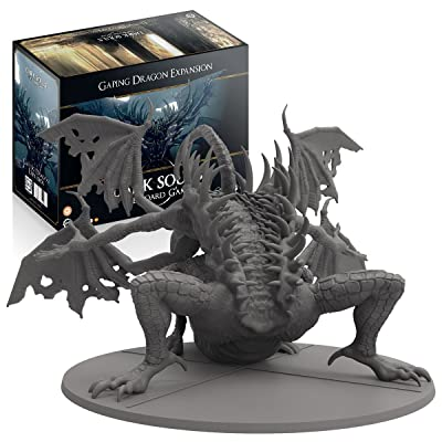 Steamforged Games Dark Souls: The Board Game: Wave 2: Gaping Dragon, Brown: Toys & Games
