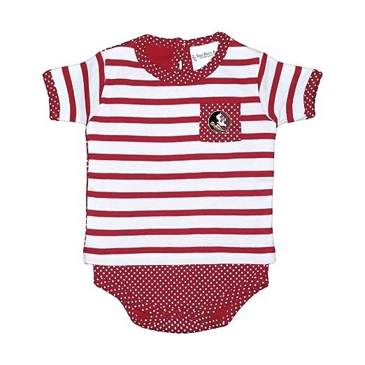 b2bba1812 Amazon.com  Florida State Seminoles NCAA Newborn Baby Rugby Pin Dot ...