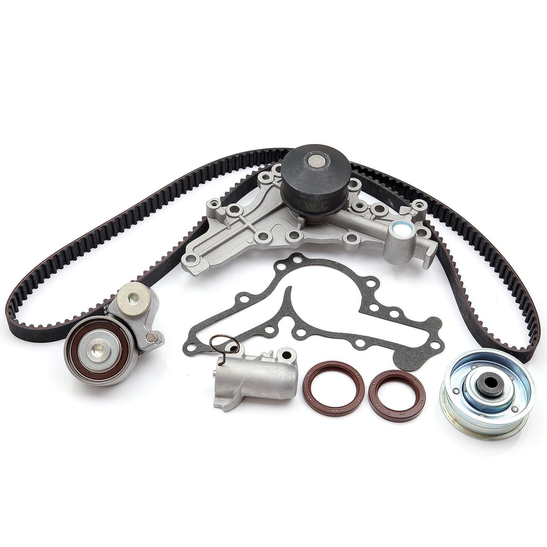 Scitoo Timing Belt Kit Fits 30l 6b31 Cu182 V6 Sohc Vin 2007 Chrysler 300 Touring X Mitsubishi Outlander 2015 Automotive