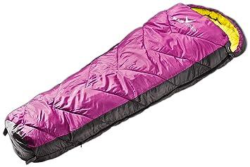 Black Crevice Schlafsack Peak - Saco de Dormir Momia para Acampada, Color Rosa, Talla 165 x 70 x 5 cm: Amazon.es: Deportes y aire libre