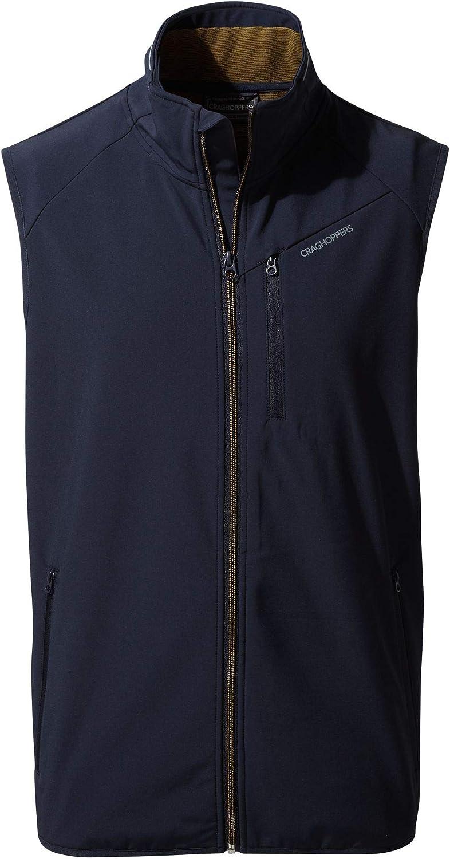 Craghoppers Mens Baird Softshell Vest
