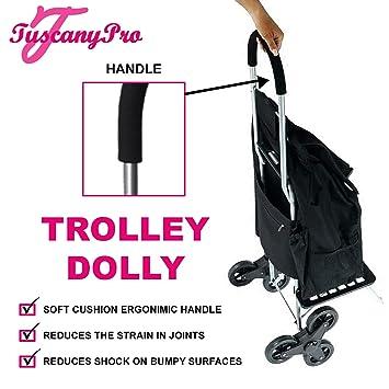 Amazon.com : TuscanyPro Yoga Cart with Staircase Climber ...