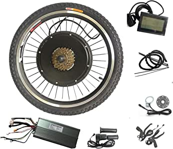WENHU 29 Pulgadas 500W-Kit de conversión de Bicicleta eléctrica ...
