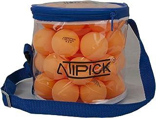 ATIPICK rqp40415Sac avec 36balles, Orange, Taille Unique