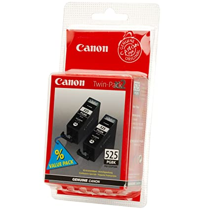 Canon PGI-525 2 Cartuchos Twinpack de tinta original Negro ...