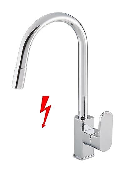 Calentador de agua baja presion