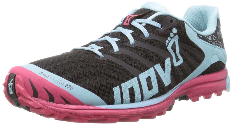 Inov-8 Women's Race Ultra 270 Trail Running Shoe B00QUTNFAM 9.5 W US|Black/Blue/Berry