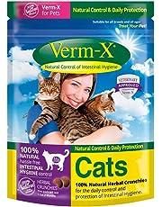 Verm-X Cat Treats 120g